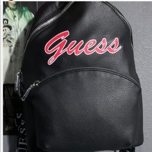 Brand new guess backpack